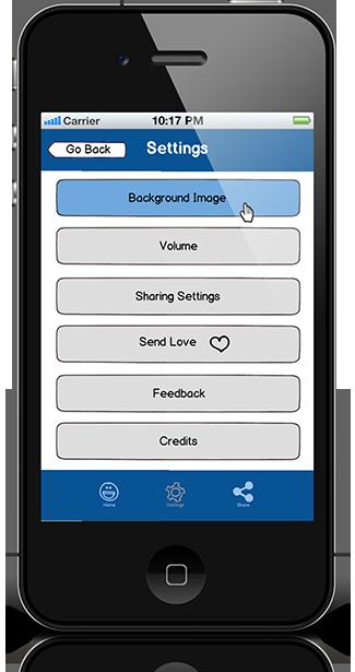 mobile app wireframe design services